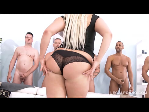 Multiple Anal Creampie